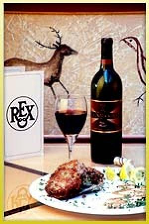 Wine and Dine at The Rex