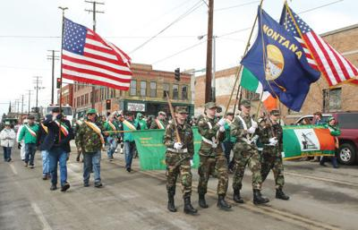 Butte parade