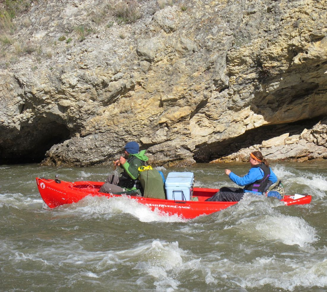 Spring Smith River trip requires gear, craft modifications