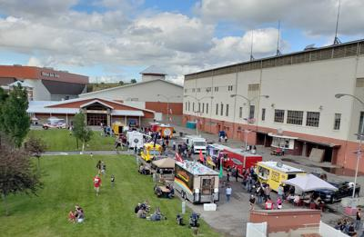 Food Truck Battle on the Yellowstone