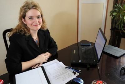 Lisa Woods runs Woods Accounting and Tax Services