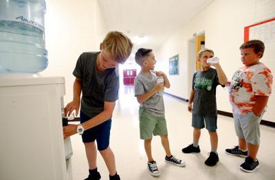 Huntley Project Schools water