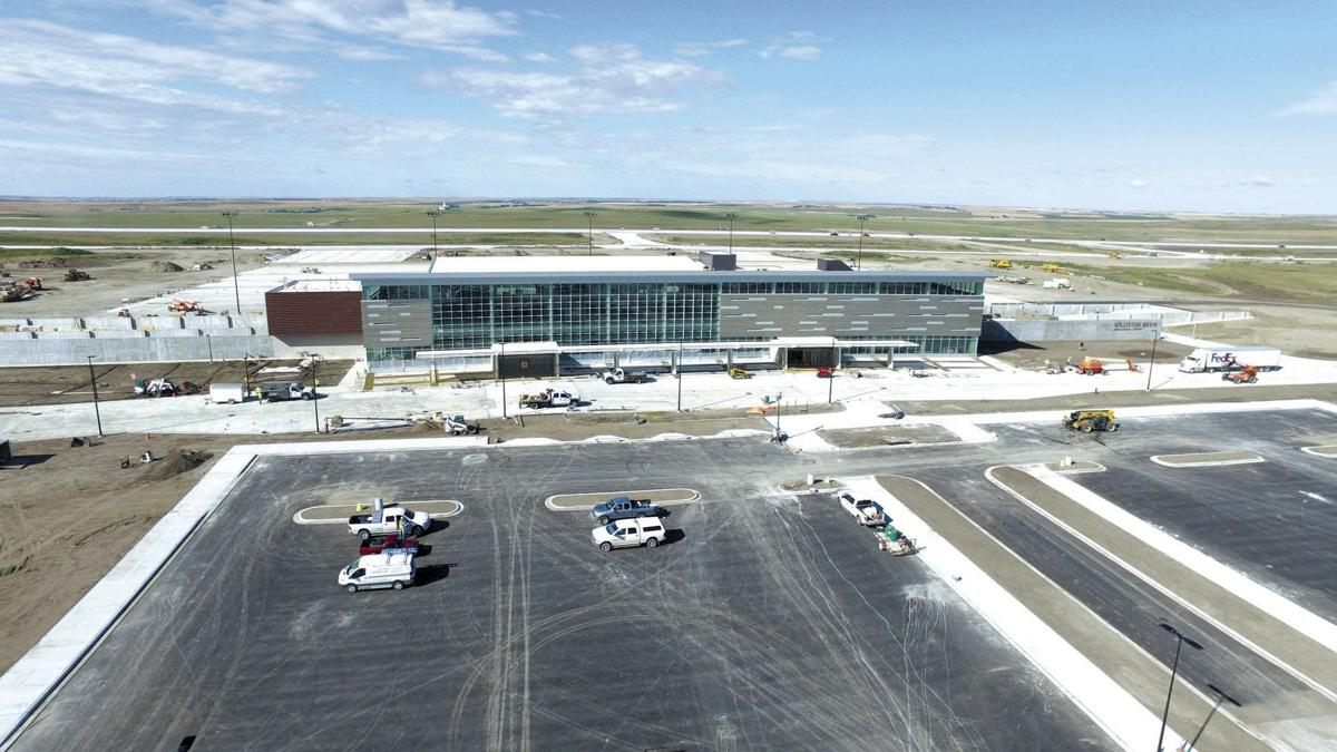 Williston Basin International Airport