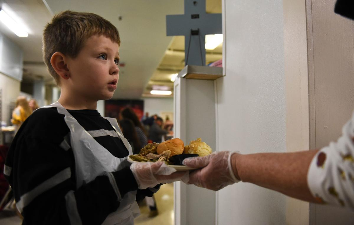 Montana Rescue Mission Thanksgiving
