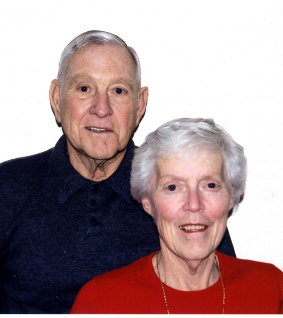 Fred and Delores Anderson