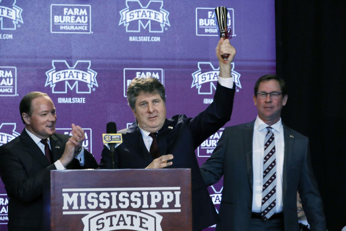 Mississippi St New Coach Football