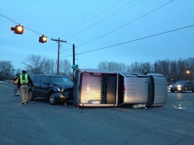 West End collision