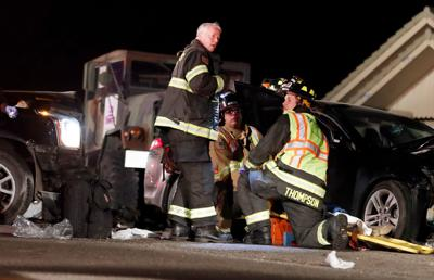 32nd Street West crash