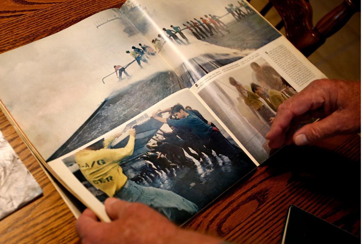 Two Billings men recall serving alongside Navy aviator John