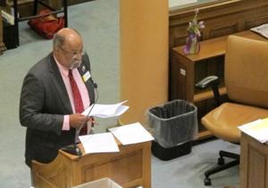 Democratic lawmaker from Cheyenne running for Wyoming secretary of state