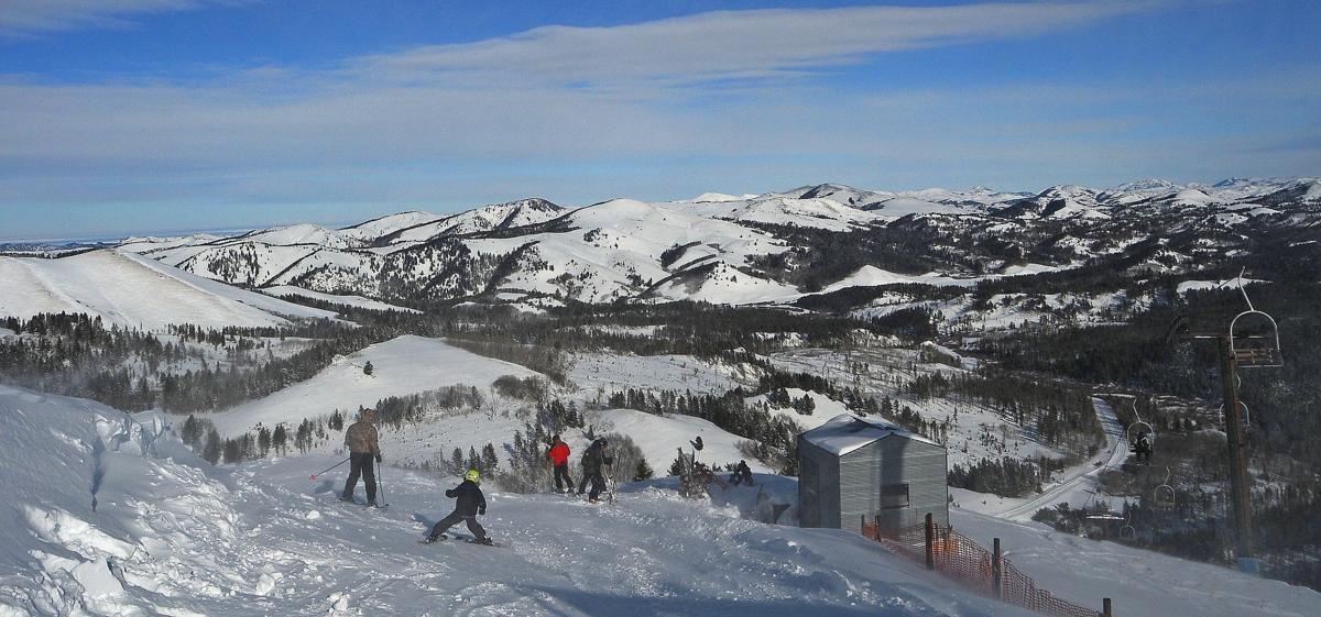 Montana's smallest ski hill opens for the first time in 3 years after getting about 100 inches of snow