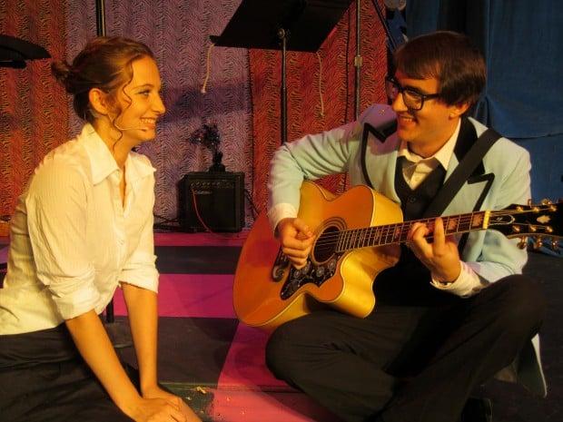 Adler, Robertson in Venture's 'The Wedding Singer'