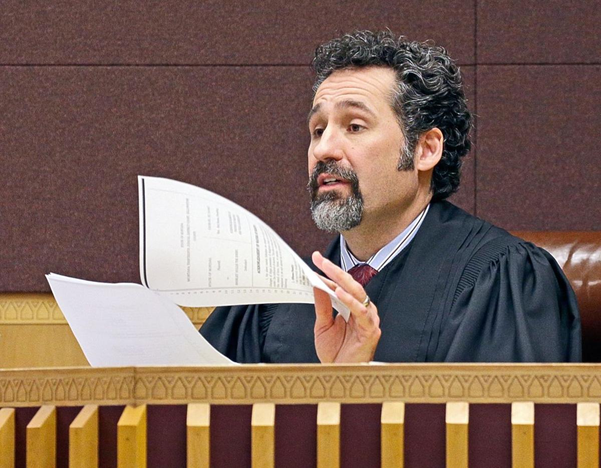 Judge Rod Souza
