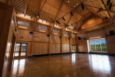 The Olivier Music Barn