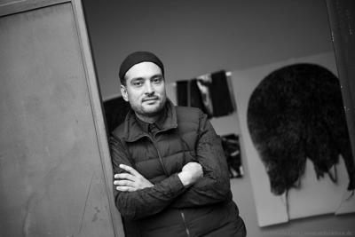 Artist talk and community conversation with Ali Kaaf