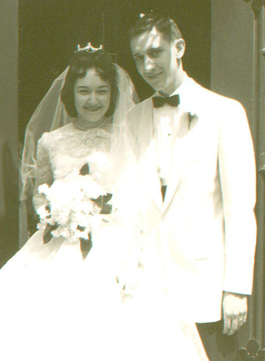 Marion and John von Rohr in 1960