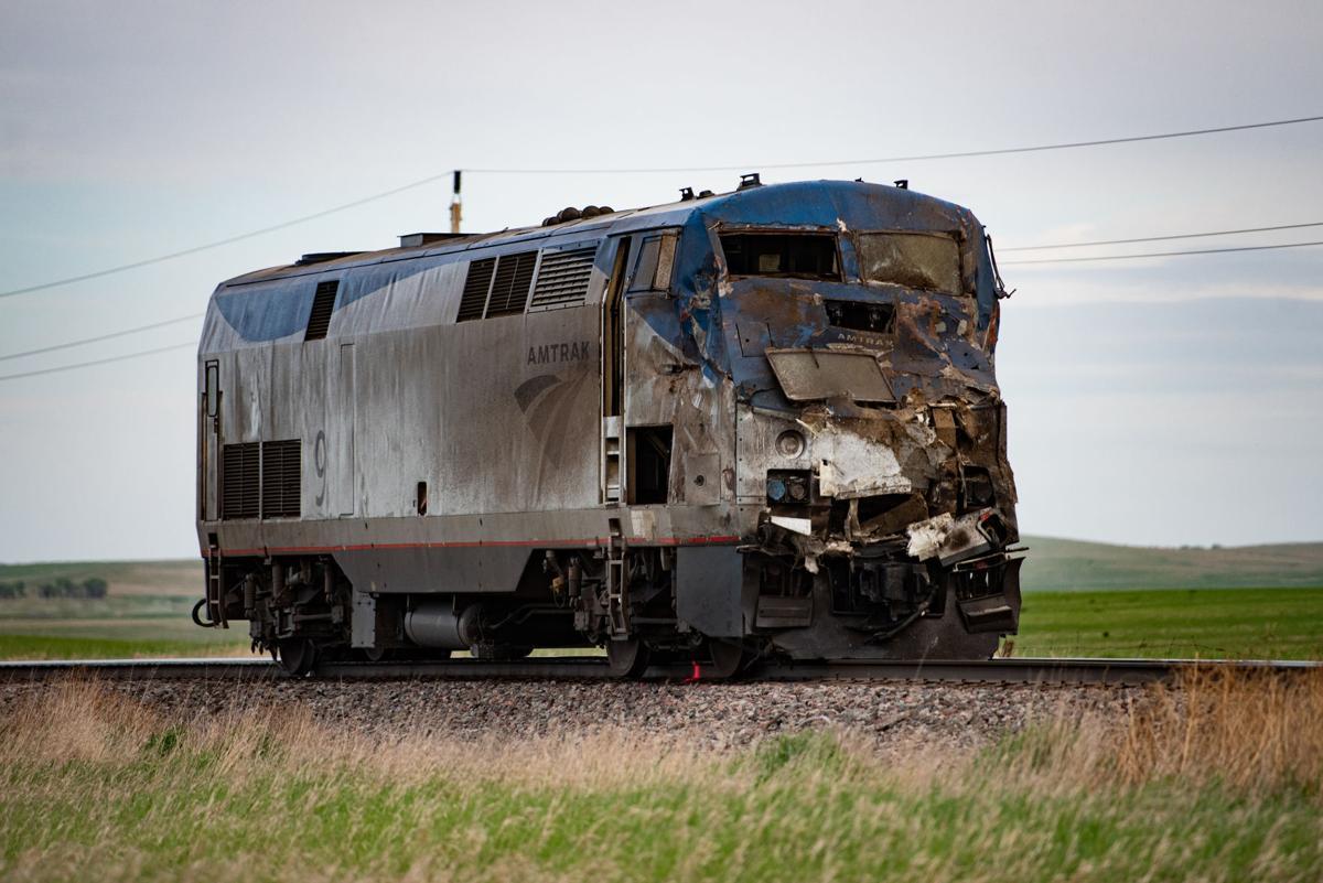 Amtrak crash