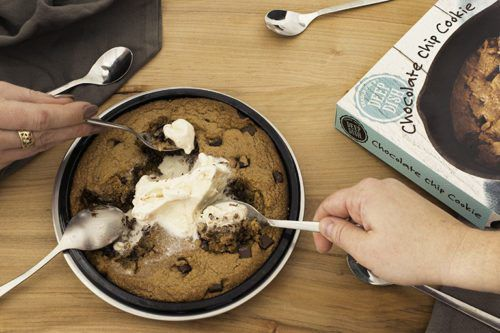 Trader Joe's New Deep-dish Cookie Dessert Can Feed 10 People (not That You Have To Share)