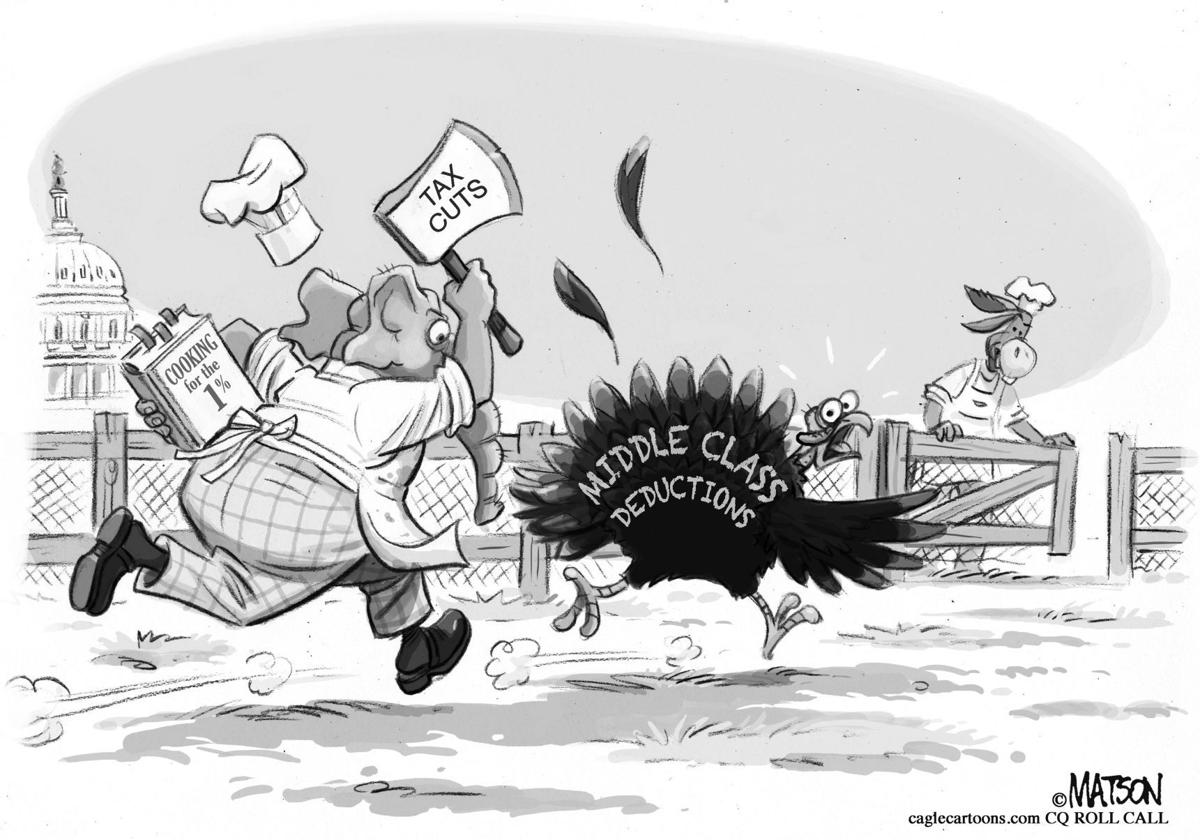 Turkey tax trot