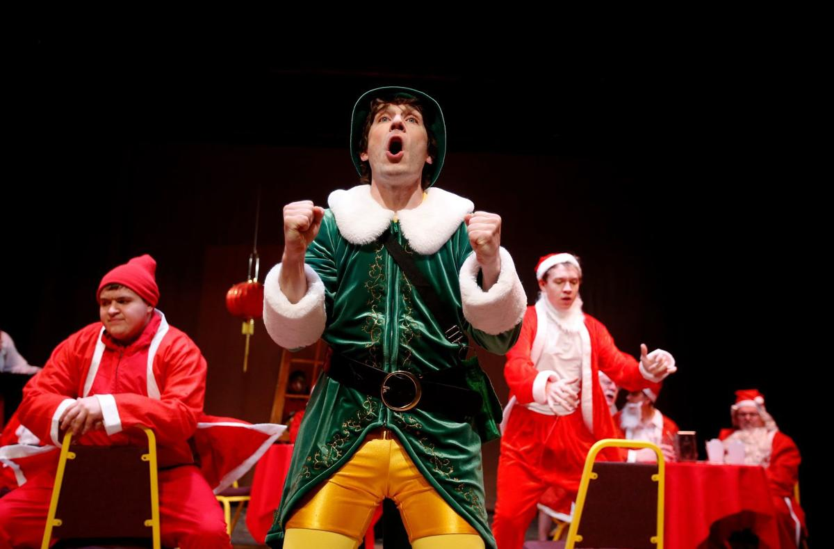 """Elf: The Musical"""