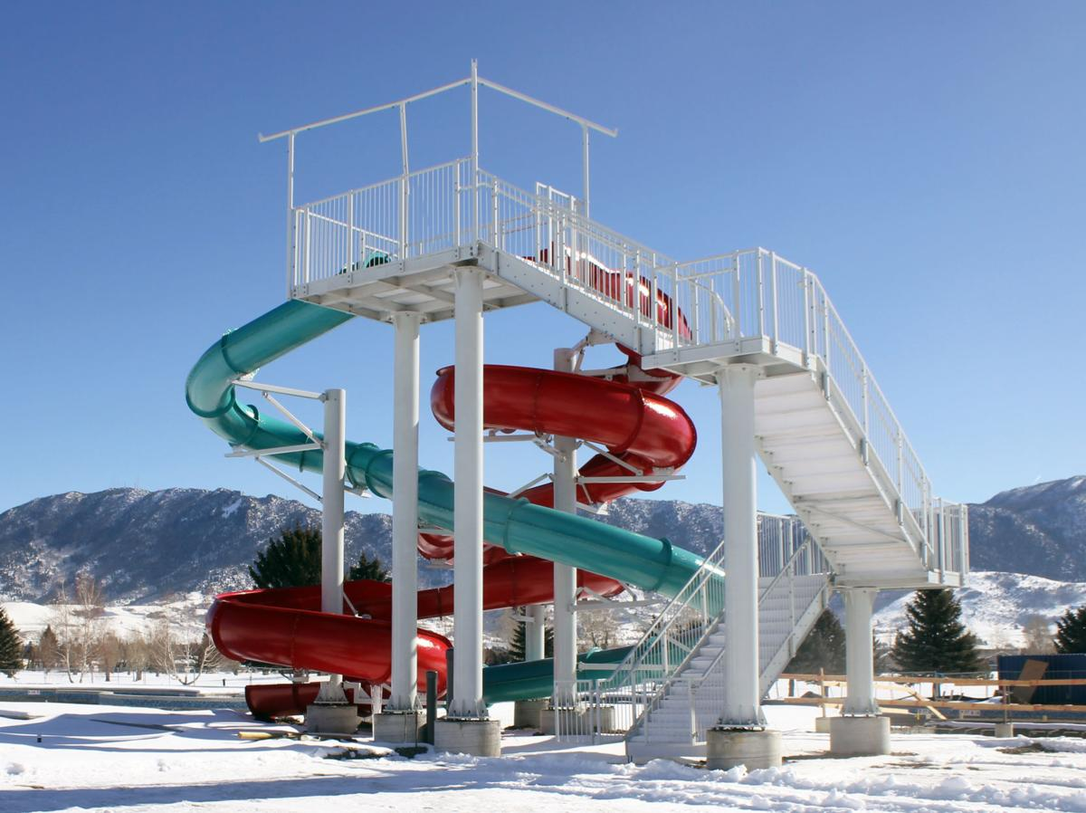Hours set for butte 39 s new water park opening on schedule - River park swimming pool schedule ...
