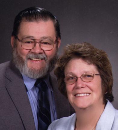 Bill and Nancy Brennan