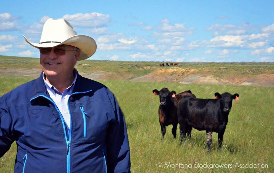 Fred Wacker, Cross Four Ranch