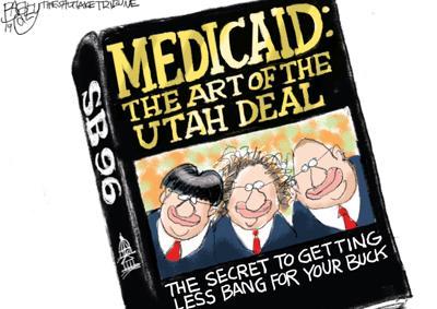 Legislature makes Medicaid less efficient