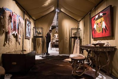 Stapleton Gallery explores prized possessions in 'Trophy Room'
