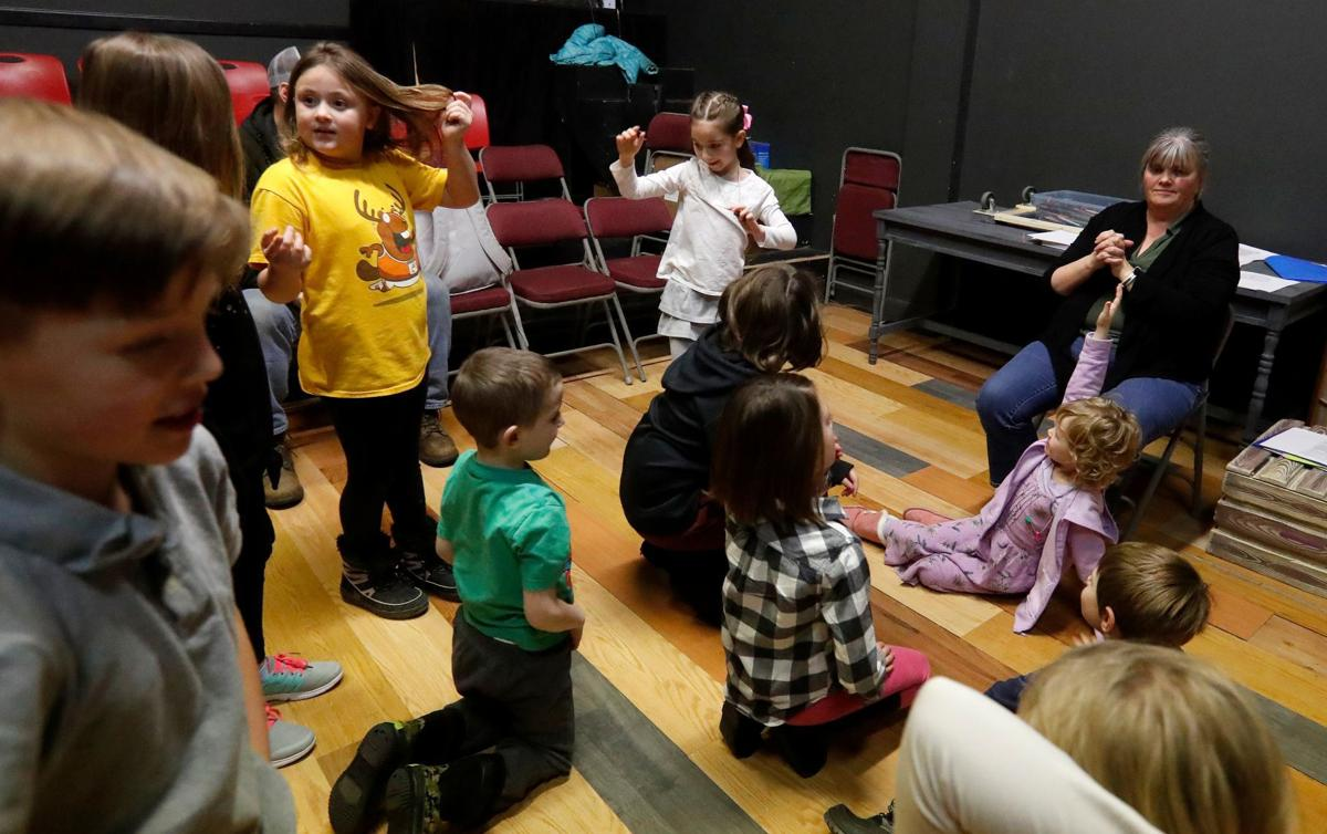 Youth Conservatory Classes