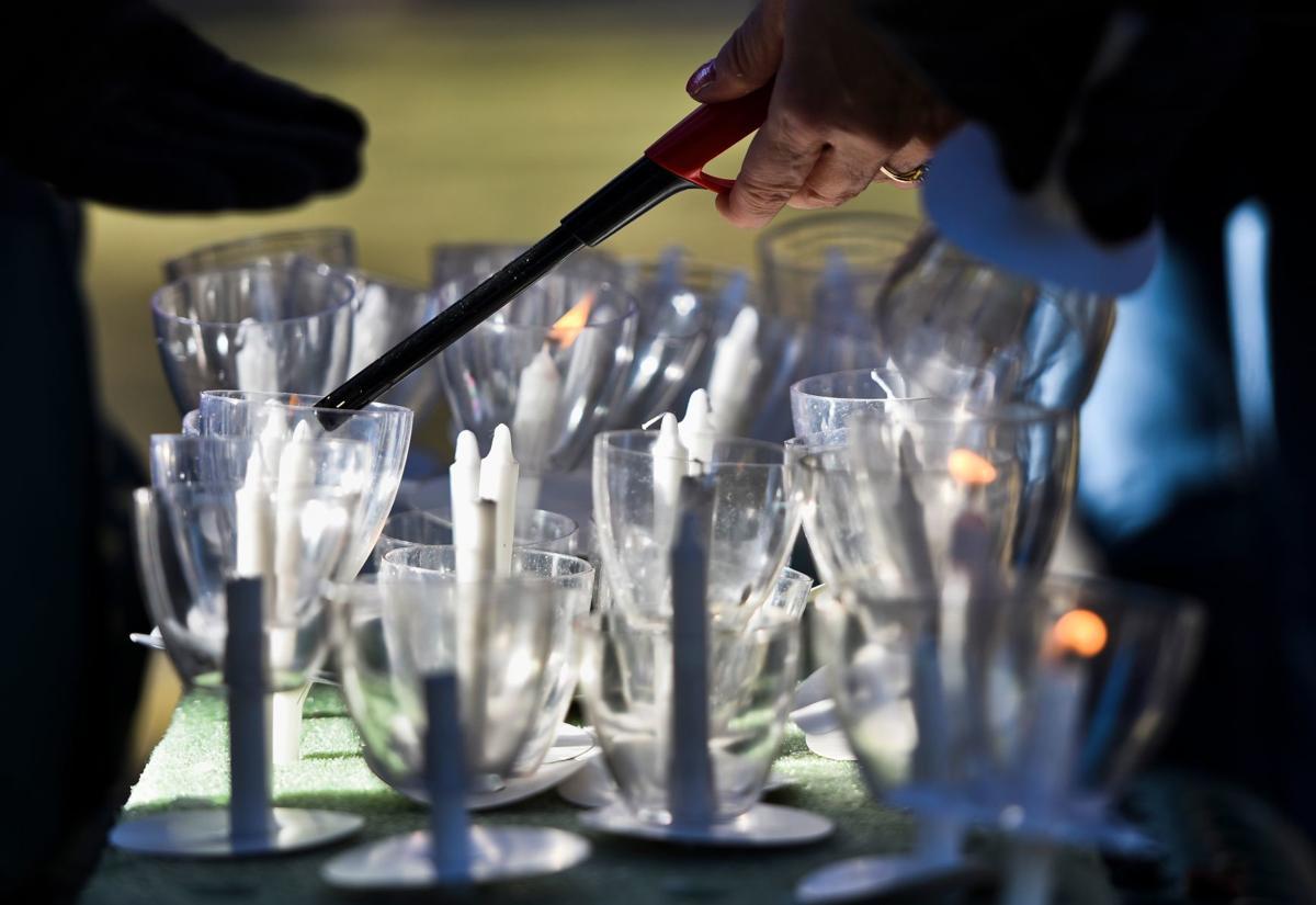 Homeless Memorial Candlelight Vigil