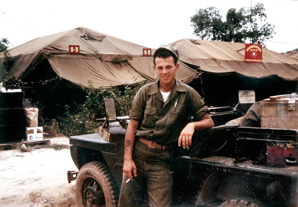 Mike Wyrwas in Vietnam