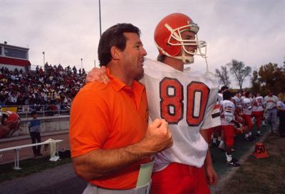 Billings Senior vs. Billings West, October 14, 1989