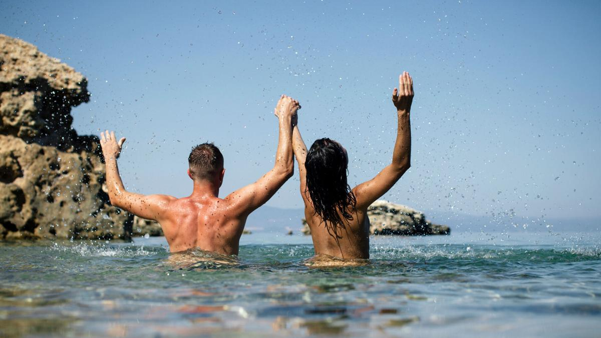 Where you can sunbathe nude or topless around the world