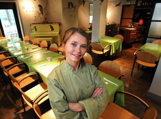 Angela Lyle, Raven Cafe