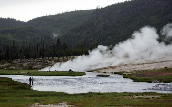 Learn more about Yellowstone fisheries at regional meetings