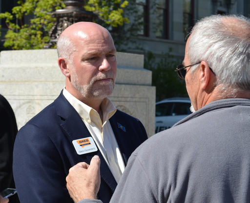 Infrastructure becomes key focus in Montana governor's race