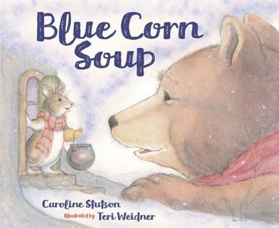 """""""Blue Corn Soup"""""""