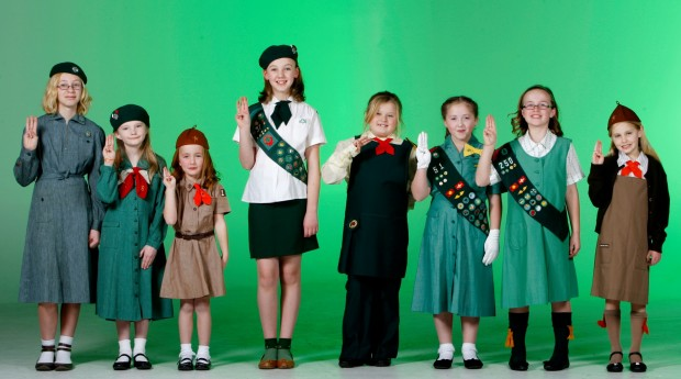 timeless honor girl scouts evolve as organization