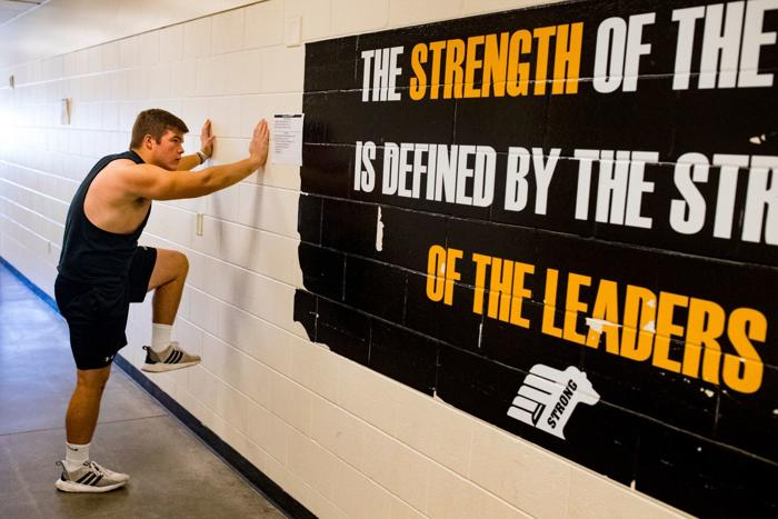 Billings West High lineman with 'blue-collar, lunch-pail attitude' pursues excellence despite family hardship