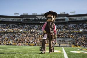 Faculty criticize use of cowboy in UW slogan as 'sexist,' 'exclusive'