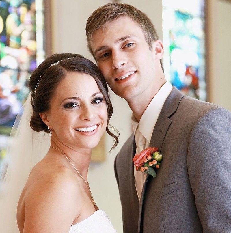 Arielle and Austin Dean