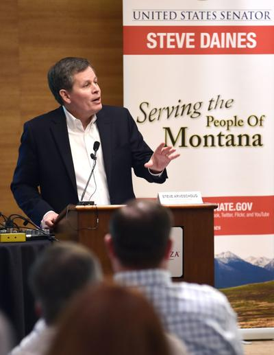 Daines at energy briefing