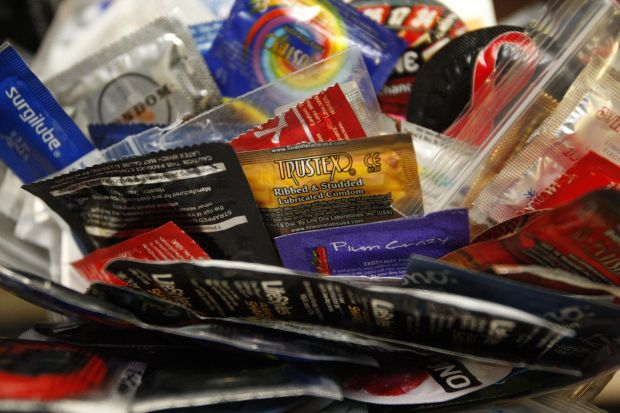 Condom use drops among US, Montana teens