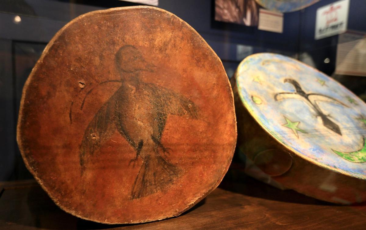 1850s drum