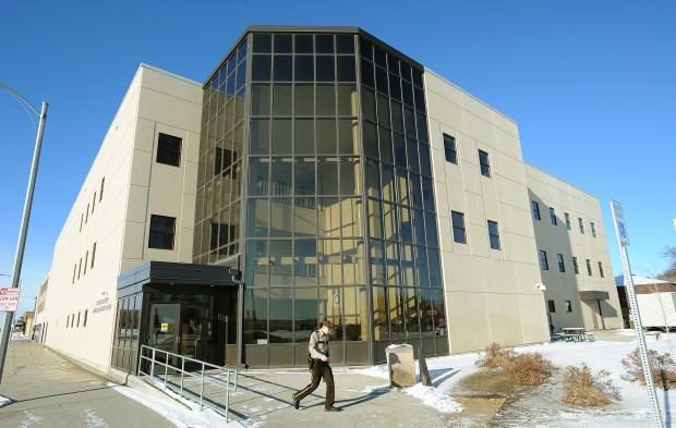 Williams County Law Enforcement Center in Williston, N.D.
