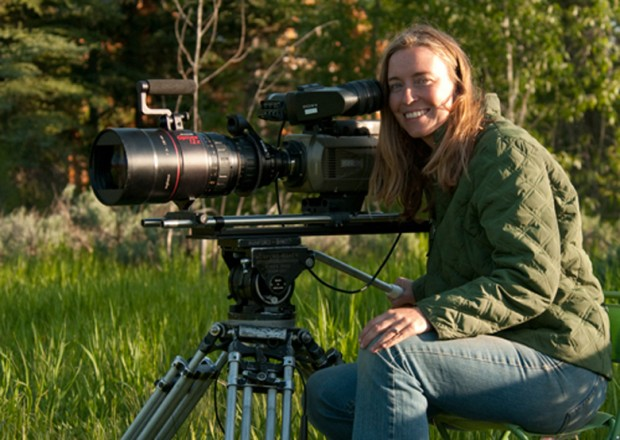 Livingston filmmaker Kathy Kasic