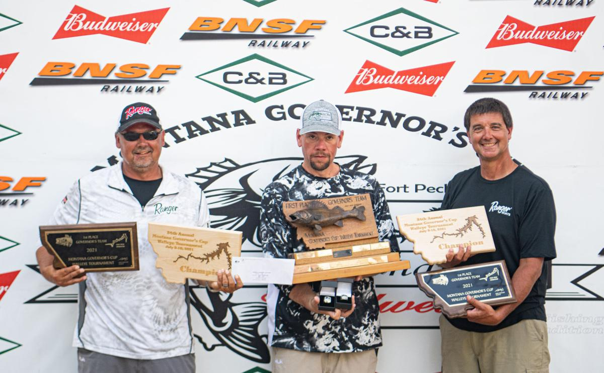 Governor's Cup Walleye Tournament