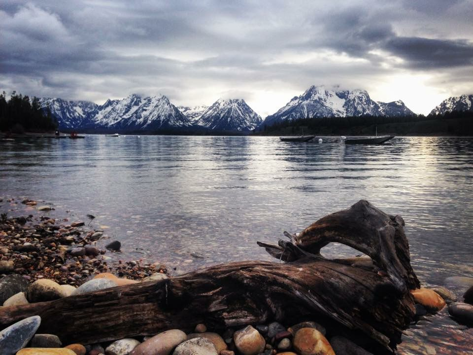 Blame It On The Tetons