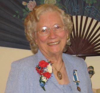Naomi Louise LaRue